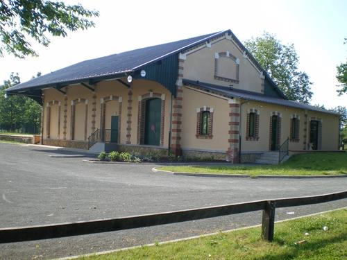 Quai des arts - salle de spectacle à Vibraye