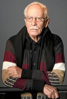 Ángel Gutiérrez, fundador y director del Teatro de Cámara Chéjov en Madrid