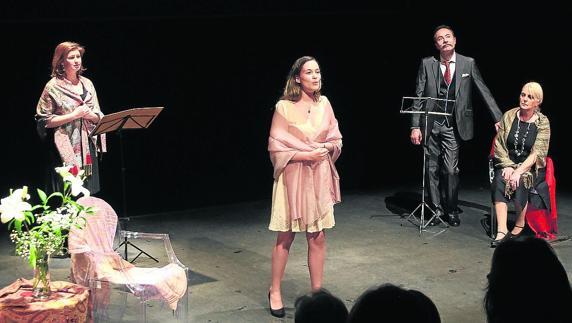 """Espectáculo """"Nuestro Machado"""", Segovia 2017"""