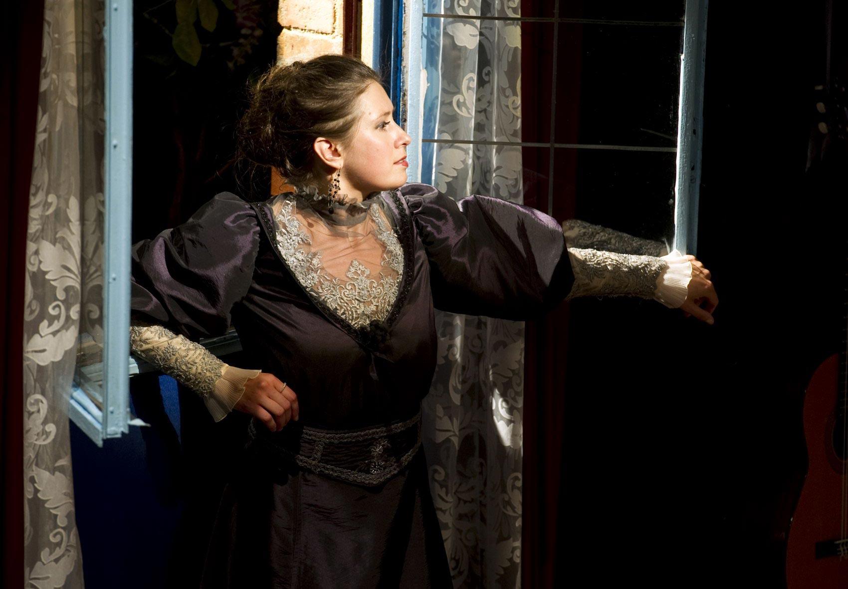 """Espectáculo """"El Oso"""", Teatro de Cámara Chéjov"""