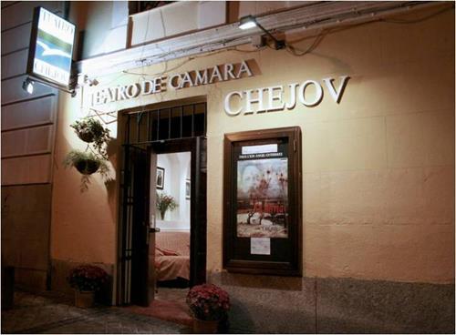 Teatro de Cámara Chéjov en Madrid