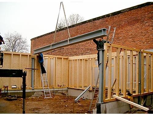 Neubau Büro-und Wohnhaus
