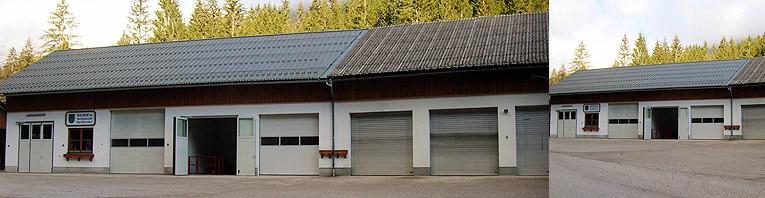 Errichtung eines neuen Gemeindebauhofes