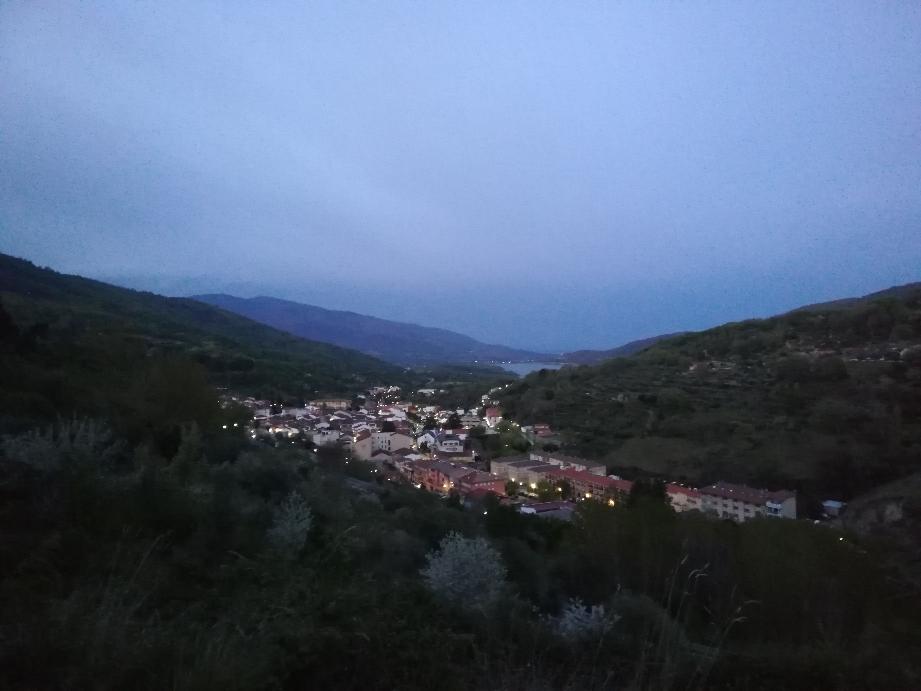 Start in Baño de Montemayor
