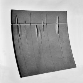 Schale Schliff 40 x 40 cm