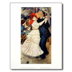 Renoir - Das tanzende Paar