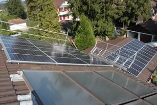 Photovoltaikanlage von bern.solar in Belp
