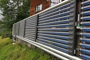 Vakuum-Röhrenkollektoren von bern.solar