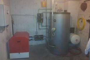 Luft-Wasser-Wärmepumpe von bern.solar