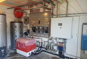 Referenz Luft-Wasser-Wärmepumpe in Wynigen von bern.solar