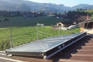 Energieeffizienz mit Solarthermie von bern.solar