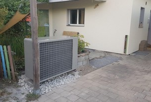 Referenz Luft-Wasser-Wärmepumpe in Thun von bern.solar
