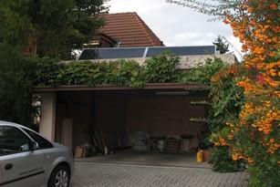 Solarthermieanlage von bern.solar in Bolligen