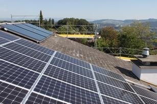 Photovoltaikanlage von bern.solar in Kehrsatz