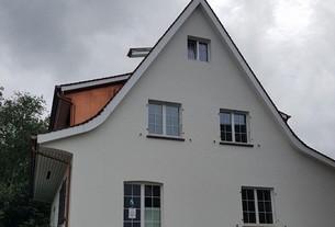 Referenz Luft-Wasser-Wärmepumpe in Bottmingen von bern.solar