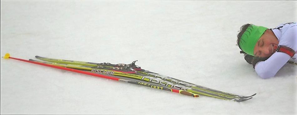 Austrian Biathlet Michael KURZ @ Paralympic Games SOCHI2014 © paralympic.org