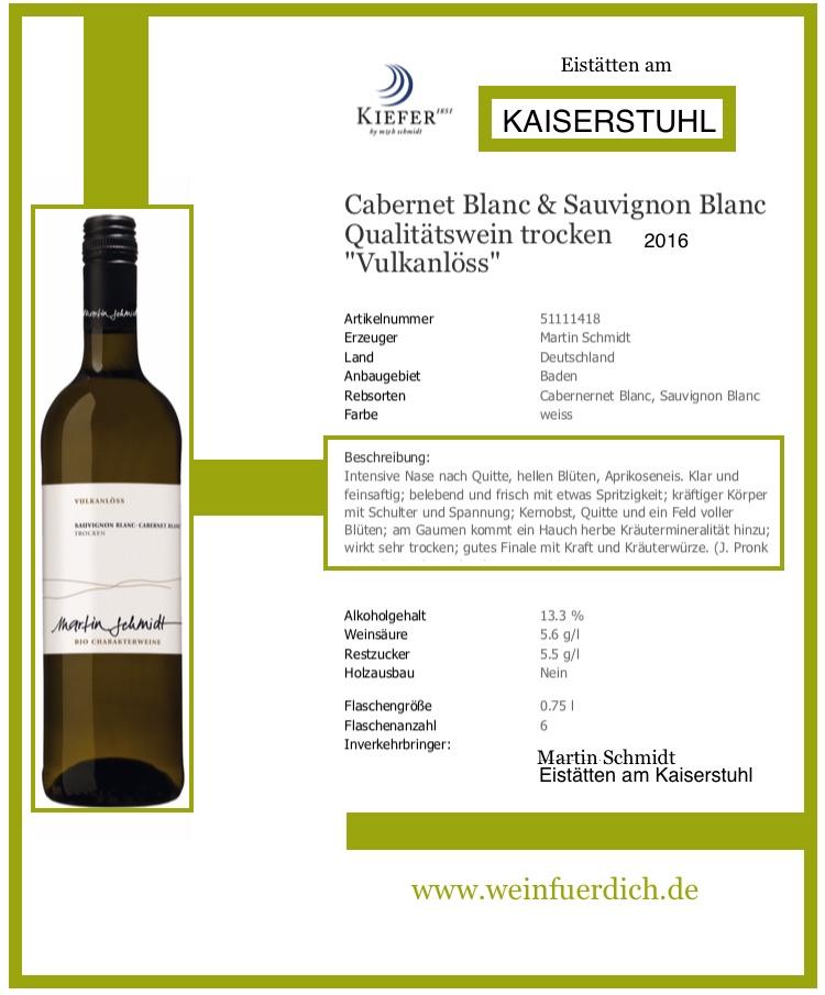 Vulkanlöss/Kiefer-Kaiserstuhl