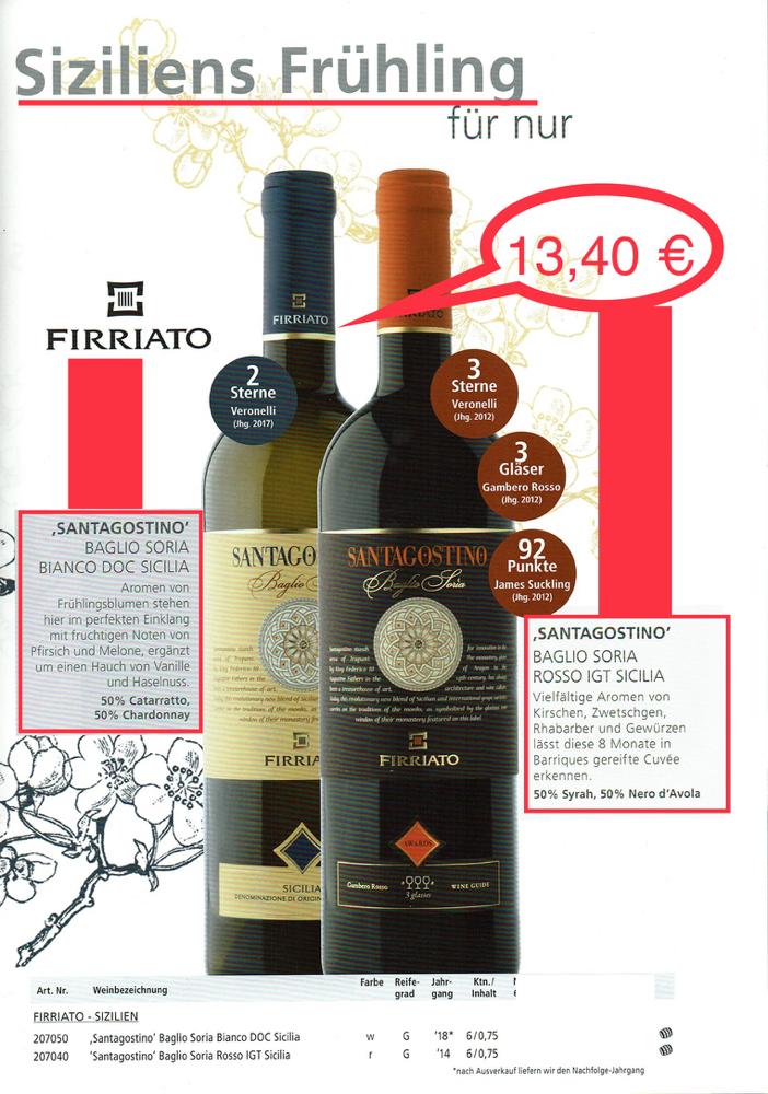 Firriato-Sizilien