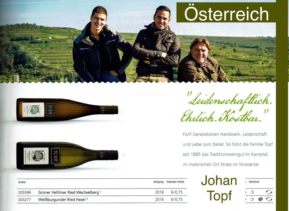 Johan Top-Österreich