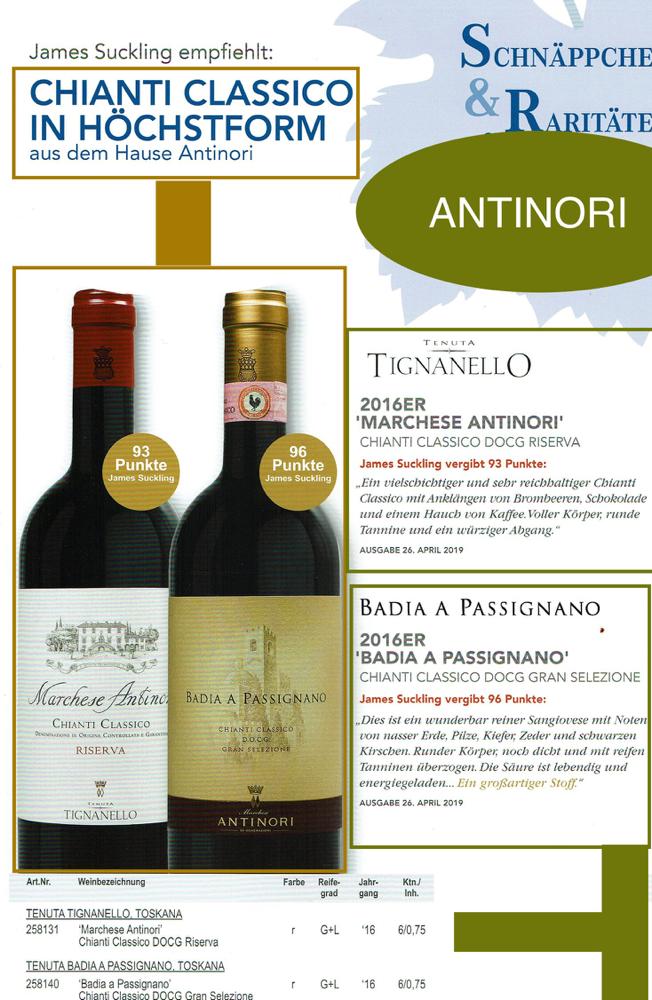 Chianti Classico Riserva-Antinori
