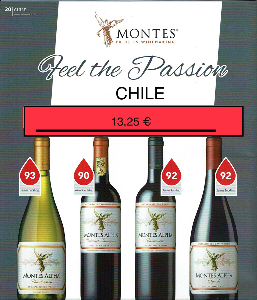 Montes Alpha- Chili