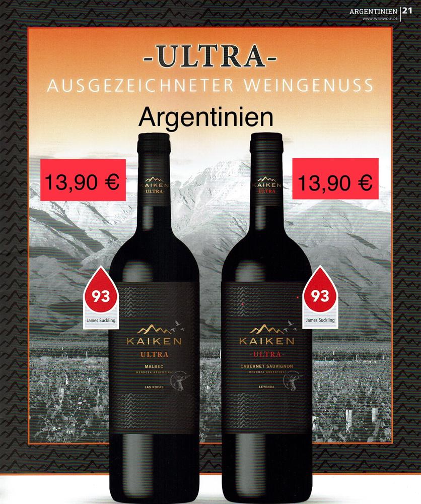 Argentinien-Kaiken Ultra