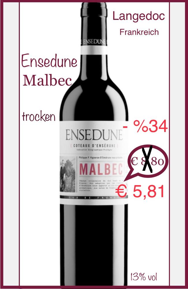 Malbec-Ensedune/ Frankreich