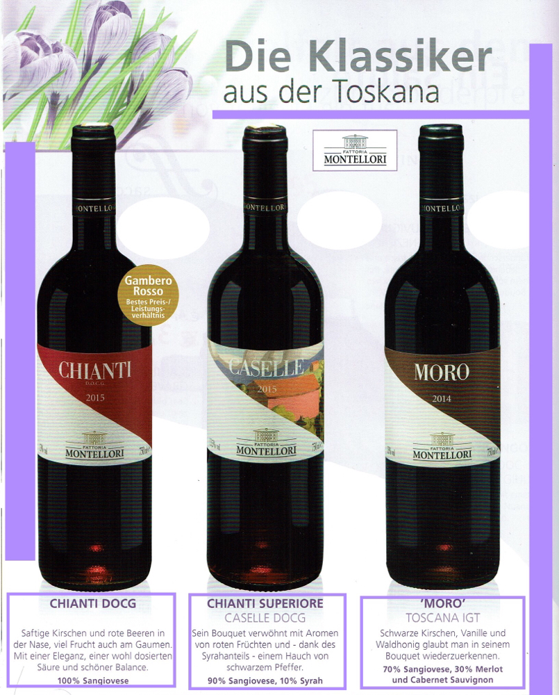 Montelori-Chianti Toskana