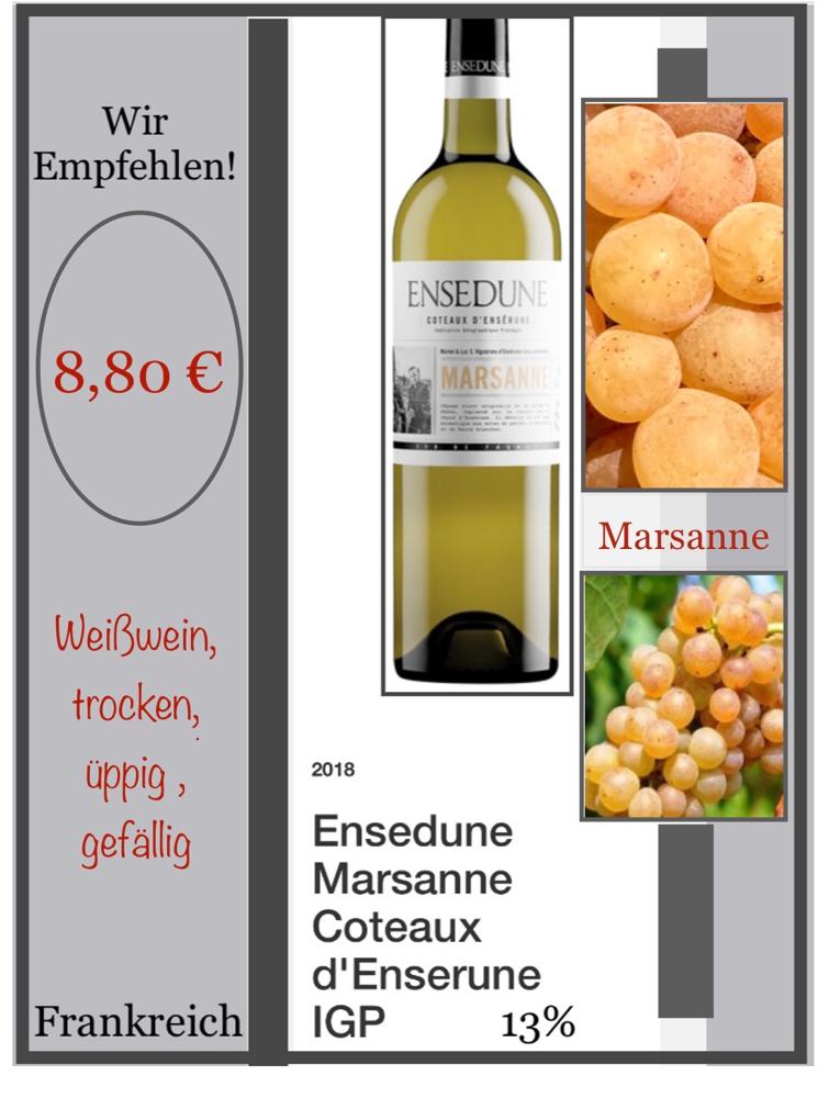 Marssanne / Languedoc-Arsen