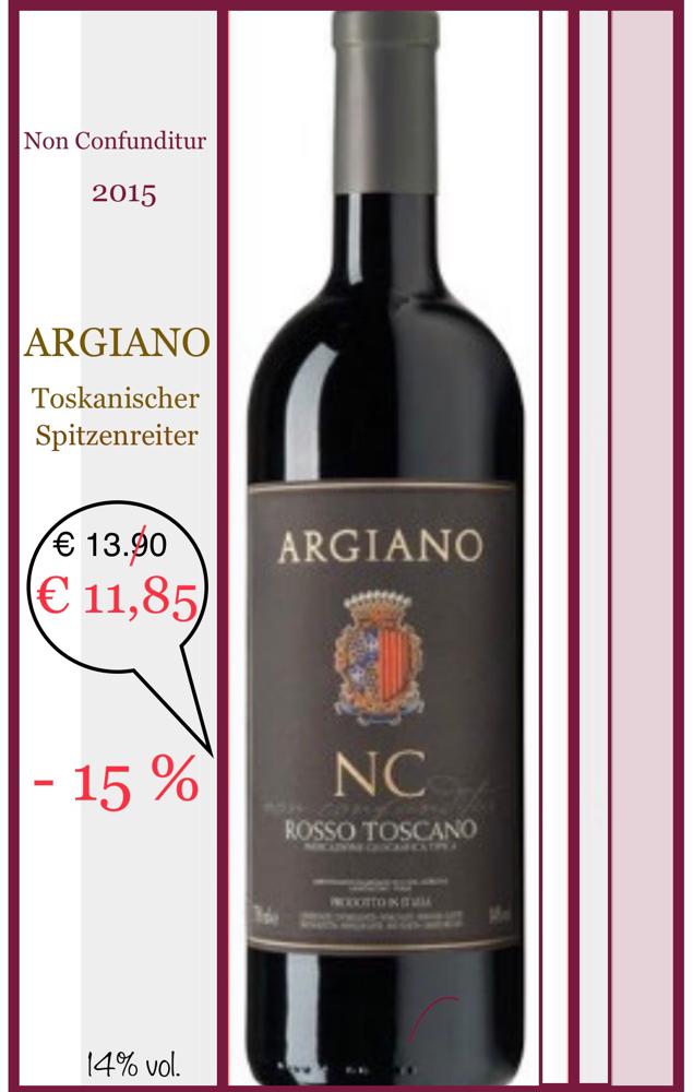"""""""NC""""- Non Confunditur IGT/Argiano"""
