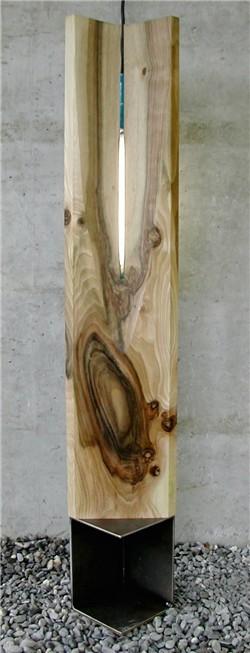 nussbaum auf stahl