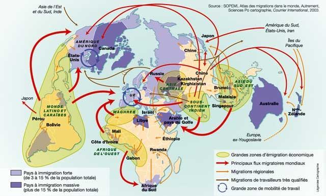 quels sont les espaces moteurs de la mondialisation dissertation Iii] quels sont les acteurs de la mondialisation du coton est-il vraiment possible de classer les acteurs de cette mondialisation en trois catégories.