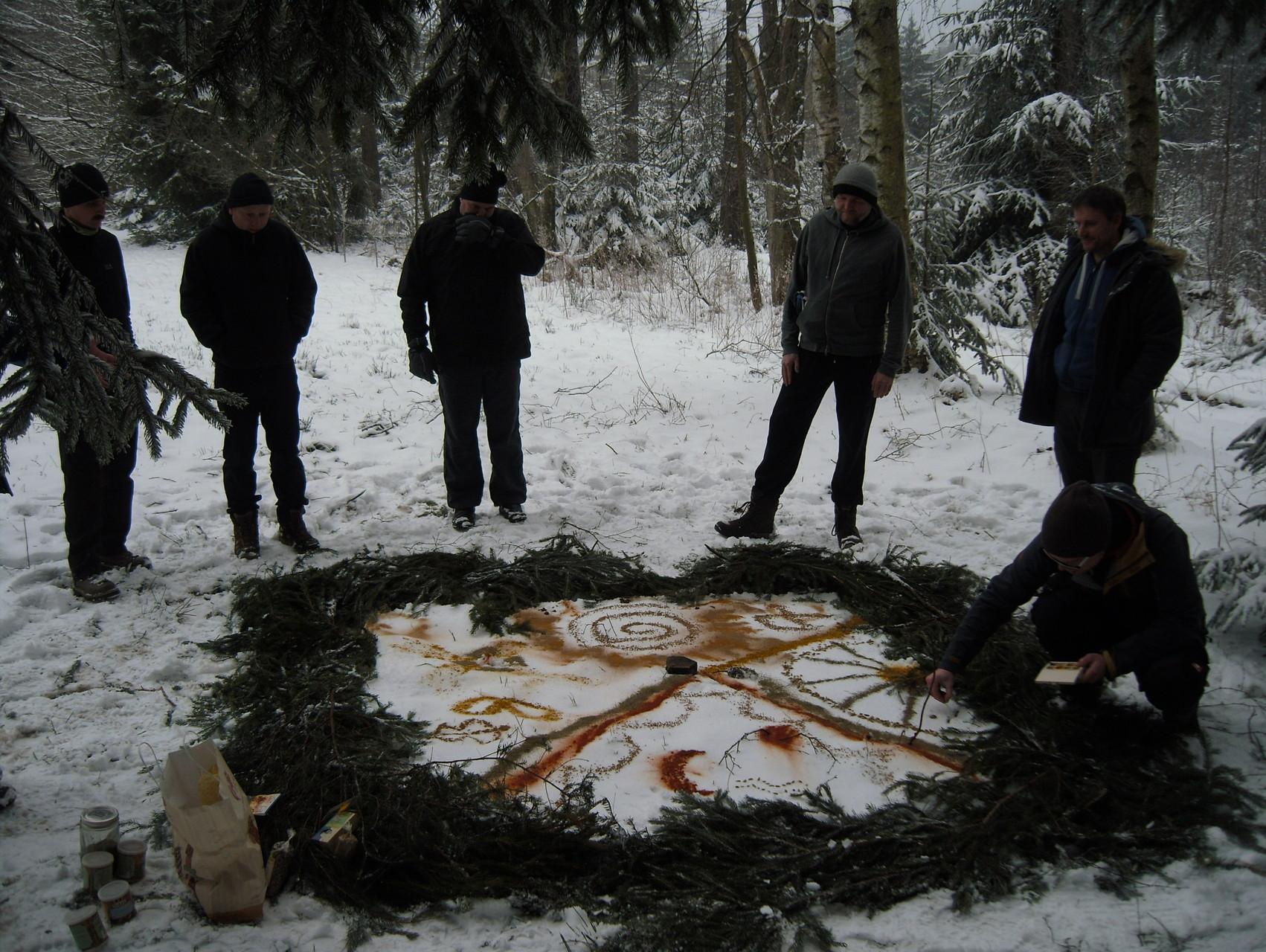 Wintermandala 2015