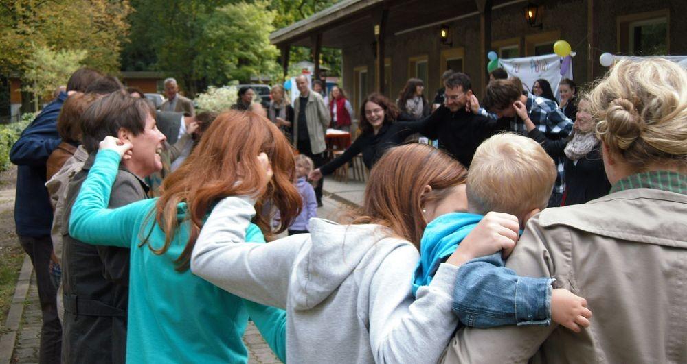 Das fröhlich bunte Liederbuch für die ganze Familie - erfolgreiche Präsentation am 23.09.2012 in Chemnitz