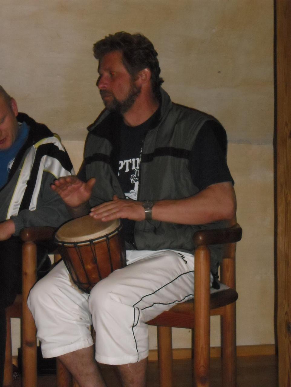 Trommeln - Rhythmus ins Leben bringen