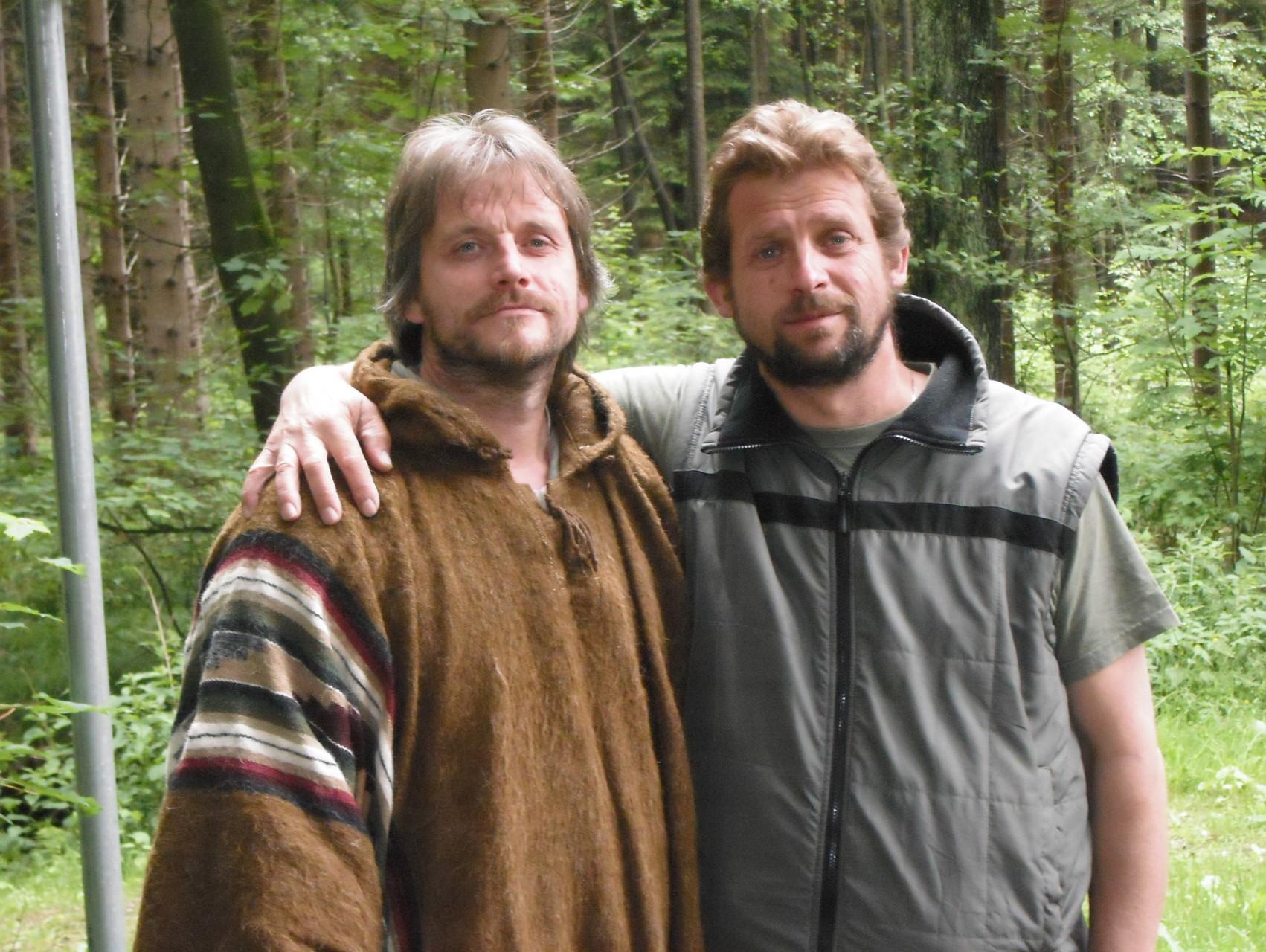 Alexander und Steffen haben den Jahreskreis der Männer ins Leben gerufen
