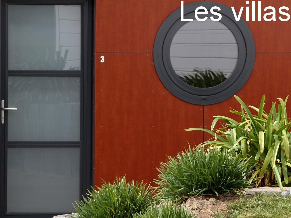 Villas : Front Door