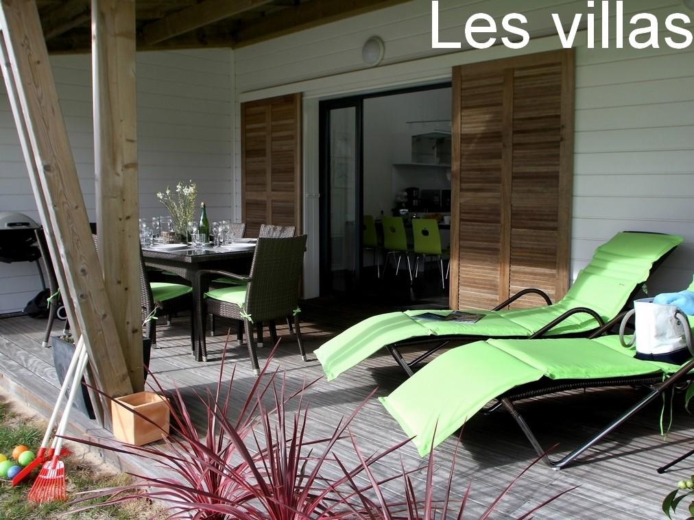 Villas : Cover Terrace