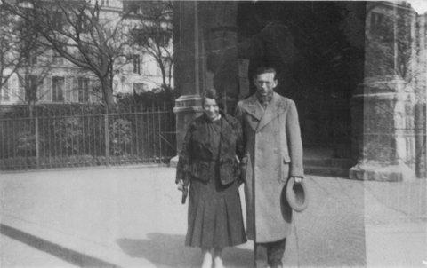!934 Hochzeit mit Josef Ziegellaub