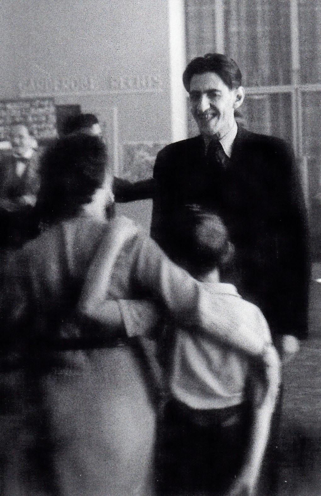 Bernfeld u. Alice Balint ? IPV-Kongress 1934, Luzern