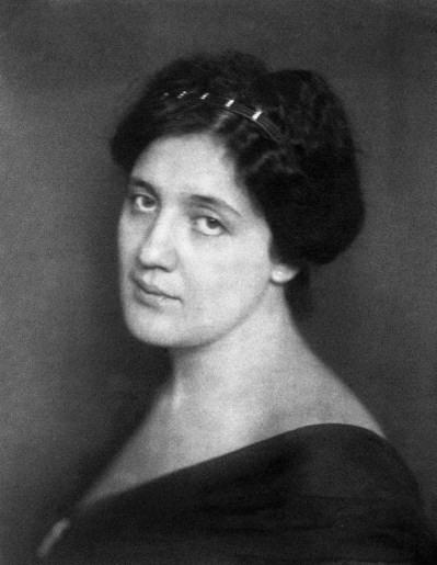Melanie Klein ca 1912