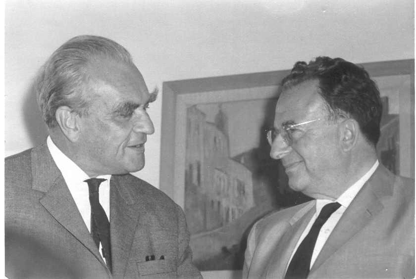 Gottfried Kühnel und Erich Fromm
