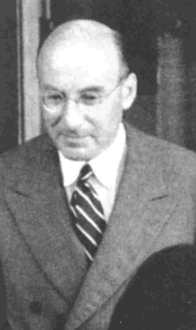 2. René Spitz, IPV-Kongress 1934, Luzern