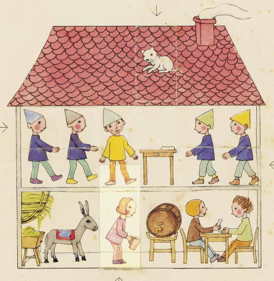 Das Wunderhaus von Tom Seidmann Freud