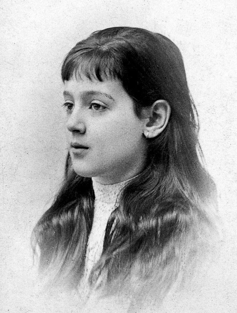 Melanie Klein ca 1890