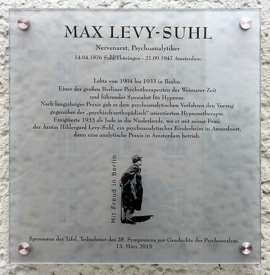 Max Levy-Suhl