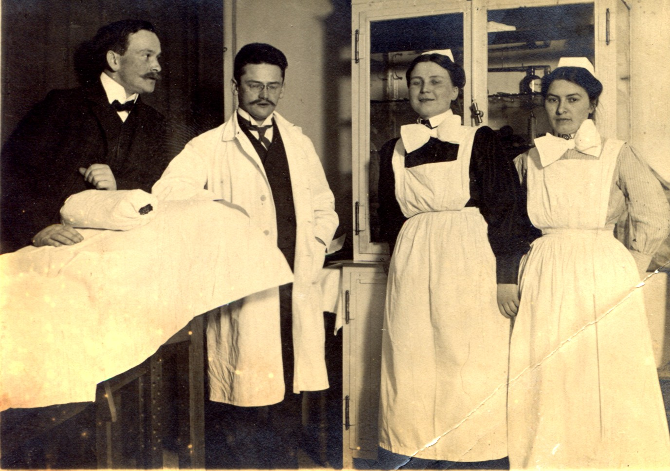 Ernst Simmel, Berlin 1910