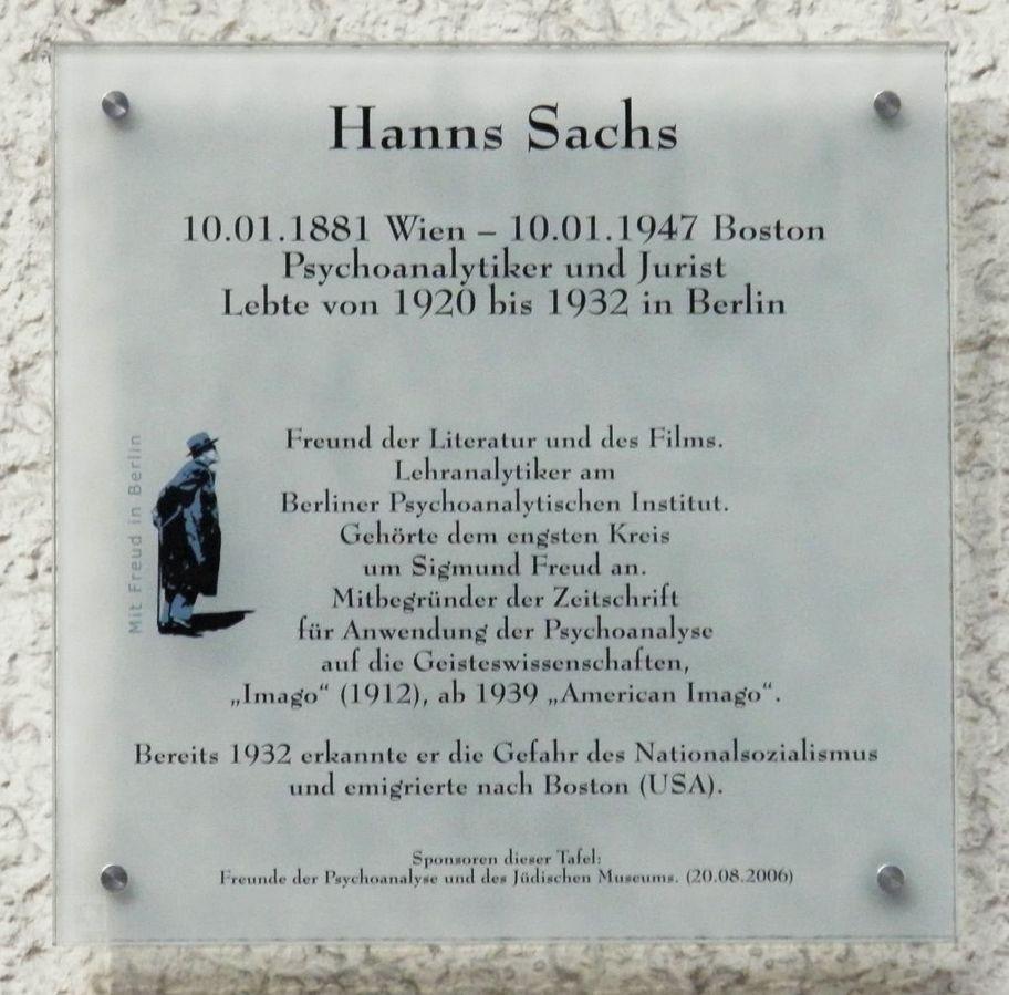 Hanns Sachs