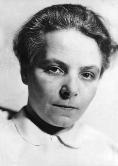 1. Edith Jacobssohn