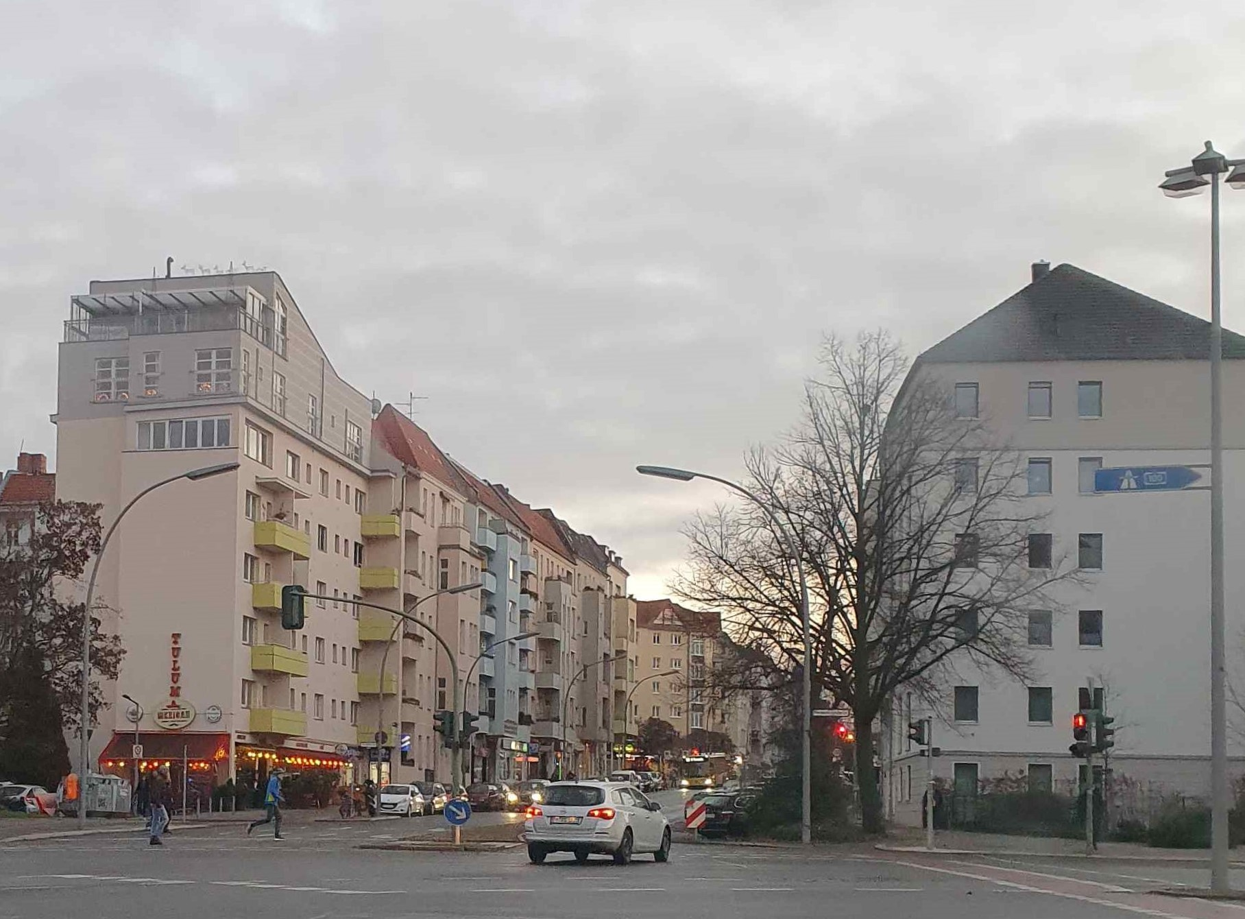 Heute: Am Volkspark 85.